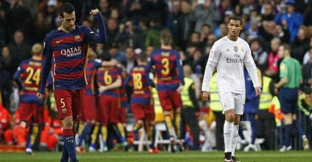 El Clasico'da Barcelona, Real Madrid'i 4 golle geçti