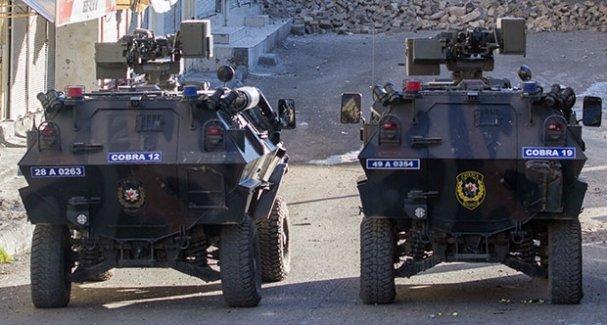 Hazro'da sokağa çıkma yasağı