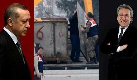 """Erdoğan Can Dündar'a, """"Bedelini ağır ödeyecek, yanına bırakmam"""" demişti"""