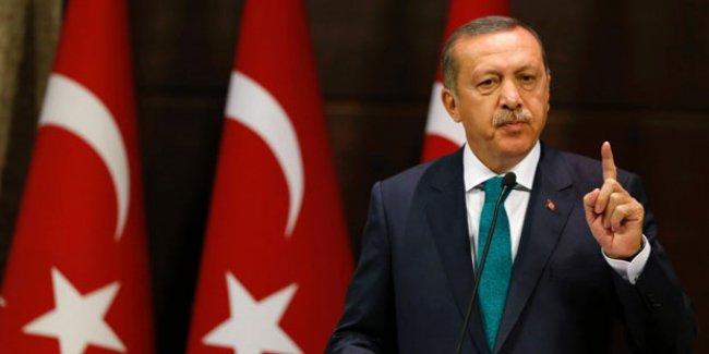 Erdoğan, 'Kürt kardeşlerine' seslendi: Bu devlet hep oralarda olacak