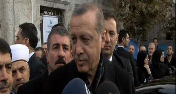 Erdoğan: Seçim istikrardan yana tecelli etti