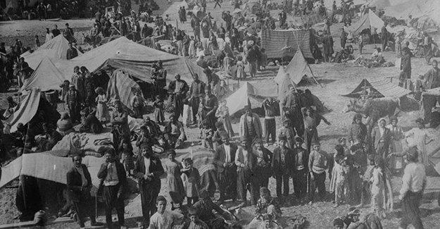 """Ermeni Soykırımı'nın 100. yılı dolarken DEPO'dan """"Bizzat hallediniz"""" sergisi"""