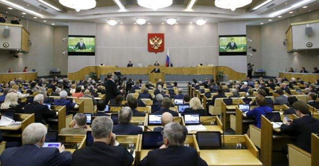 Ermeni soykırımı tasarısı Rus parlamentosunda