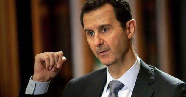 Esad: Savaşın ortasında görevimi  bırakmayacağım