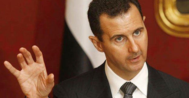 Esad: Geçiş hükümeti sonrası yeniden aday olmak hakkım