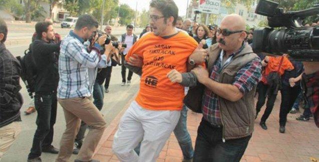 G20 protestoları: Halkevleri ve Öğrenci Kolektifi'nin 4 üyesi gözaltına alındı