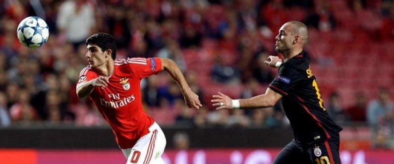 Galatasaray Portekiz'den eli boş döndü
