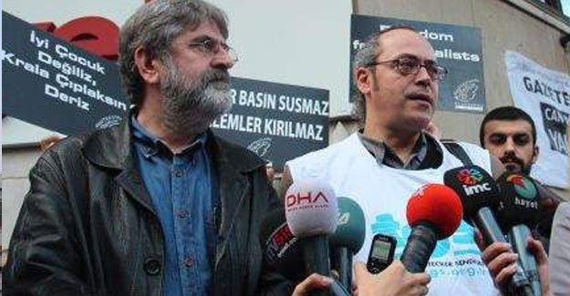 GÖP: Basın özgürlüğü tutuklandı