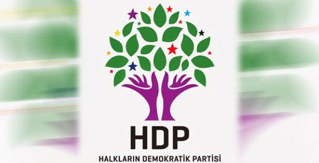 HDP'nin Kongre tarihi belirlendi