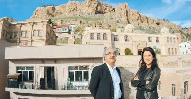 HDP'li Mithat Sancar: Elçi'nin son fotoğrafına bakarken aklıma Hrant Dink geldi