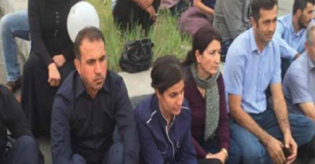 HDP milletvekilleri Nusaybin'de açlık grevine başladı