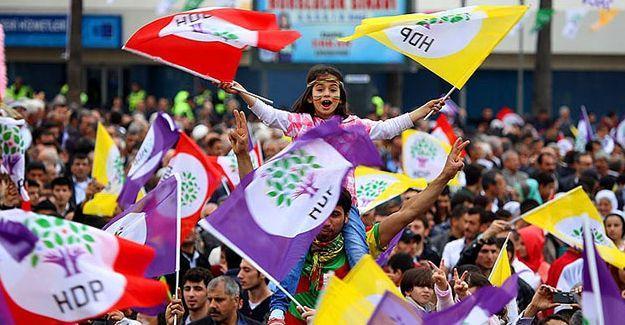 HDP'nin Meclis Başkan adayı belli oldu