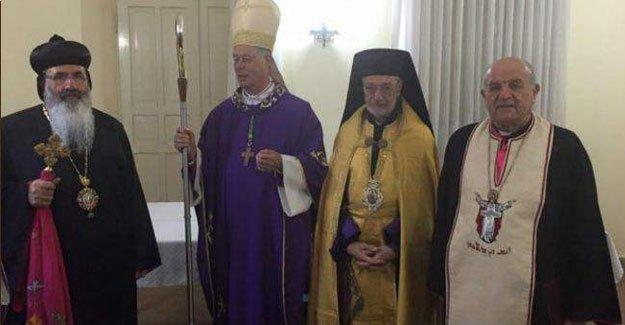 İskenderun'a 5 yıl sonra yeni episkopos