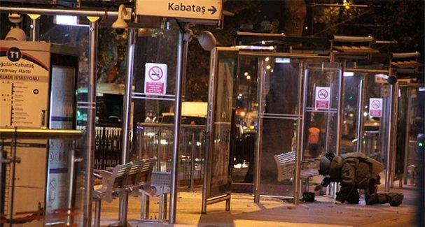 İstanbul'da 'bomba' alarmı