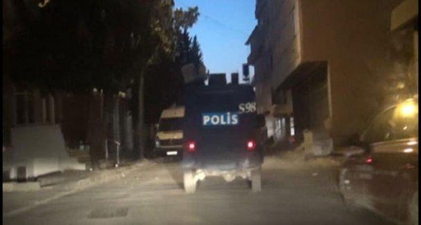İstanbul Gazi Mahallesi'nde polis operasyonu