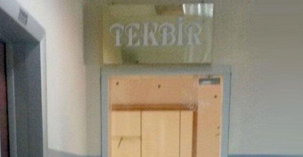 İstanbul'da meslek lisesine mağaza açıldı