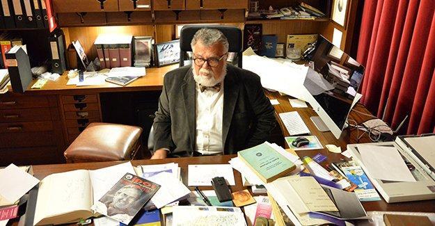 Jeoloji Mühendisleri Odası'ndan Şengör'e kınama