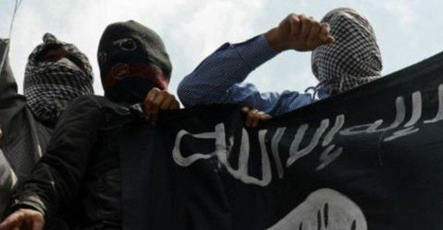 Kilis'te 11 IŞİD'li yakalandı
