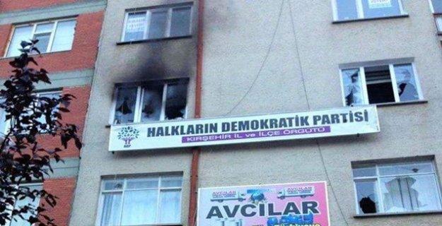 Kırşehir saldırılarıyla ilgili dava 18 Aralık'a ertelendi