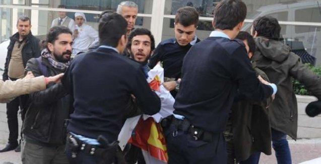 Konsolosluklar önünde G-20 protestosu: 7 gözaltı