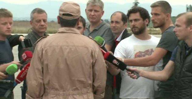 Kurtarılan Rus pilot: Hiçbir şekilde uyarı almadık
