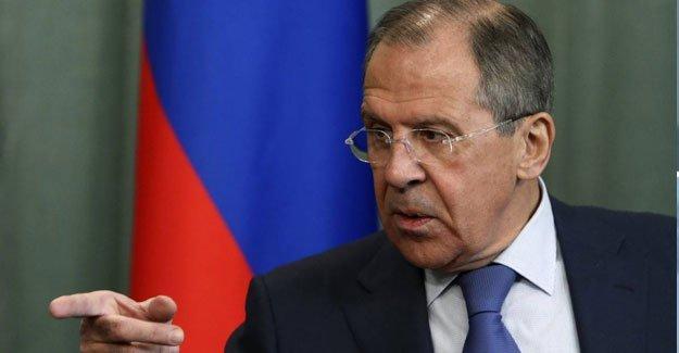 Lavrov: İmzaladığımız anlaşma ihlal edildi