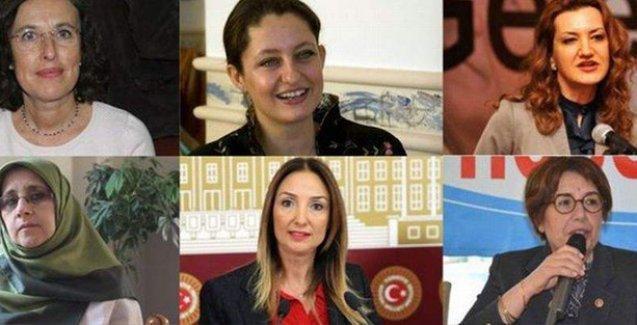 Meclis'e giren kadın vekil sayısı 76'ya düştü