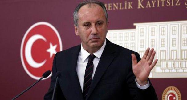 Muharrem İnce: CHP'nin yenilenmeye ihtiyacı var