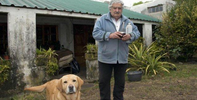 Mujica: Saray'a çıkıp ıvır zıvırla uğraşsaydım halkın nasıl yaşadığını göremezdim