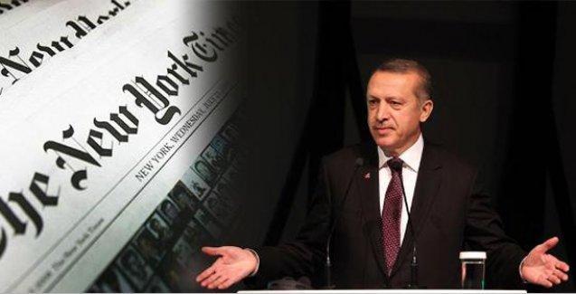 New York Times: Erdoğan seçmenlere 'Ya ben ya kaos' seçeneği koydu