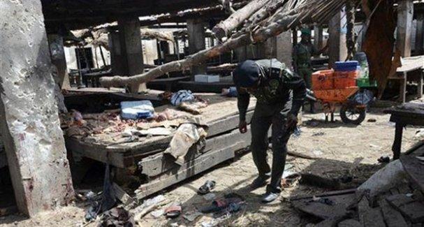 Nijerya'da bombalı saldırı: Ölü ve yaralılar var