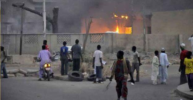 Nijerya'da intihar saldısı: Çok sayıda ölü var