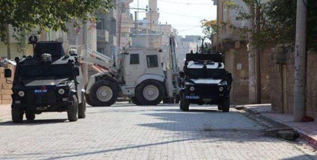 Nusaybinde yaralanan 2 kişi hastaneye kaldırıldı