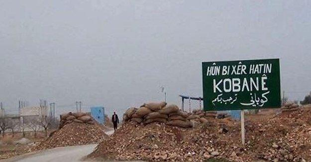 Obama'nın bahsettiği ABD'li asker grubu Kobani'ye vardı