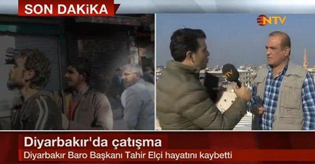 Olay yerindeki DHA muhabiri: Polis dipçiklerle gazetecilere saldırdı