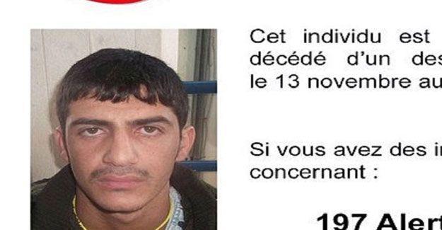 Paris bombacılarına ait yeni bir fotoğraf daha yayınlandı