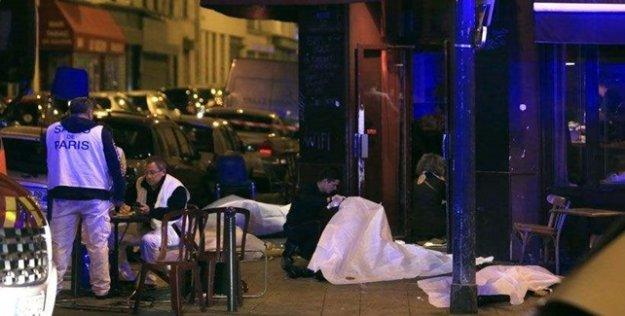 Paris saldırganlarında Türk pasaportu