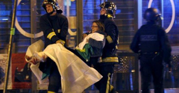 Paris Katliamında hayatını kaybedenlerin sayısı 129'a yükseldi