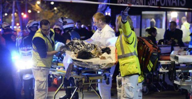 Paris'teki katliamı IŞİD üstlendi