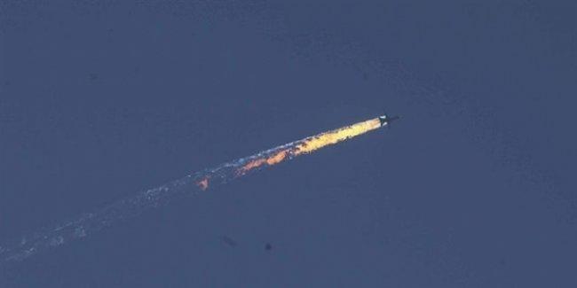 'Pilotlardan biri Suriye ordusunun elinde'