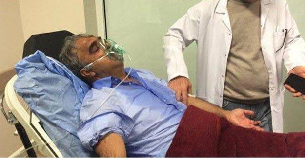 Polis müdahalesinden etkilenen HDP Milletvekili Sancar hastaneye kaldırıldı