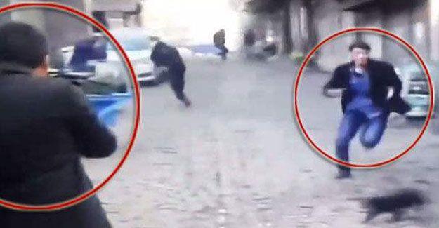 Polislerin ilk ifadeleri: Dikkatim dağıldı, vuramadım