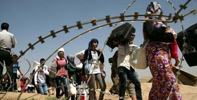Mülteci kadın gümrük görevlileri tarafından vuruldu