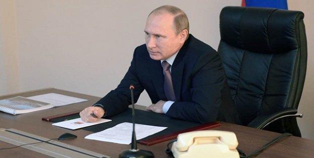 Putin'den Mısır uçuşlarının durdurulmasına onay