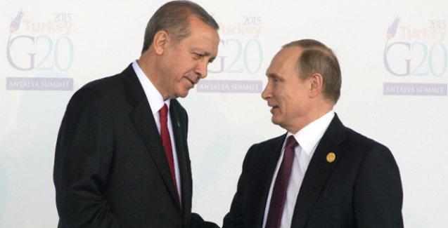 Putin: G-20 üyeleri arasında IŞİD'e finansal destek sağlayan ülkeler var