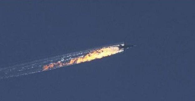 Rus pilot: Türk hava sahasını ihlal etmedik