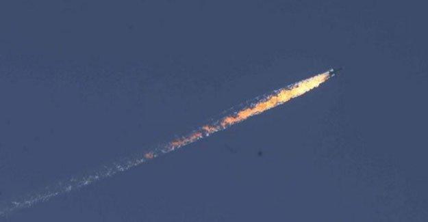 Rusya: Uçağımız kesinlikle Türk hava sahasını ihlal etmedi