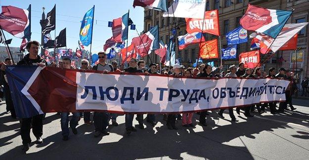 Rusya ve Türkiye'de sendikalardan 'ortak barış' çağrısı
