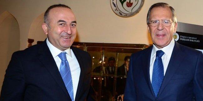 Rusya yalanladı: Lavrov, Çavuşoğlu'yla bir araya gelmeyecek