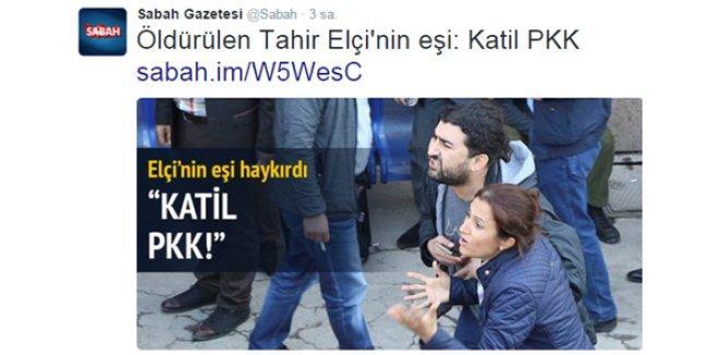 Sabah ve Yeni Şafak'ın yer verdiği habere HDP'li vekilden yalanlama